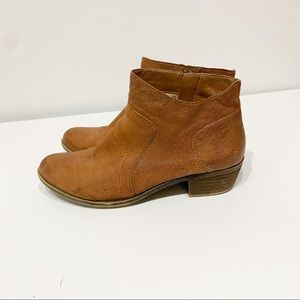 Lucky Brand Brolley Leather Ankle Booties 8